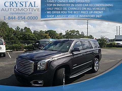 2017 GMC Yukon for sale in Spring Hill, FL