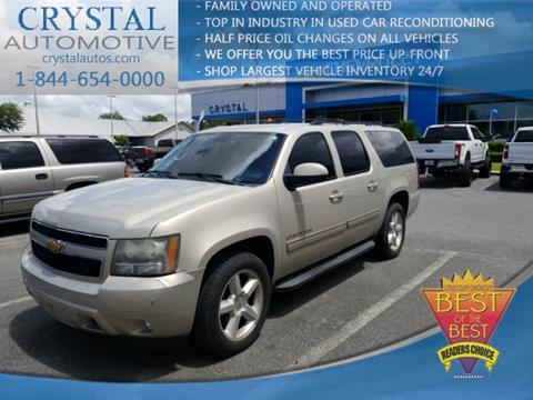 2012 Chevrolet Suburban for sale in Spring Hill, FL