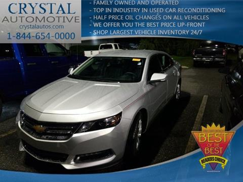 2019 Chevrolet Impala for sale in Spring Hill, FL
