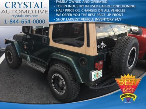 1999 Jeep Wrangler for sale in Spring Hill, FL