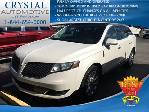 2014 Lincoln MKT for sale in Spring Hill, FL