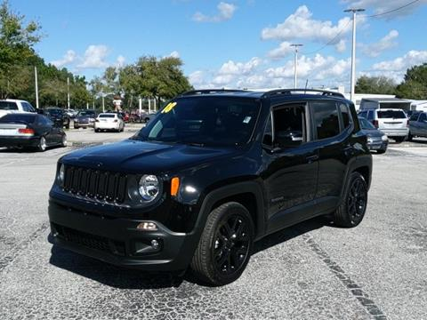 2018 Jeep Renegade for sale in Spring Hill, FL