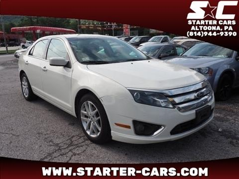 2012 Ford Fusion for sale in Altoona, PA