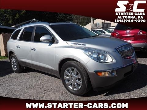 2012 Buick Enclave for sale in Altoona, PA