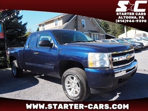 2010 Chevrolet Silverado 1500 for sale in Altoona, PA