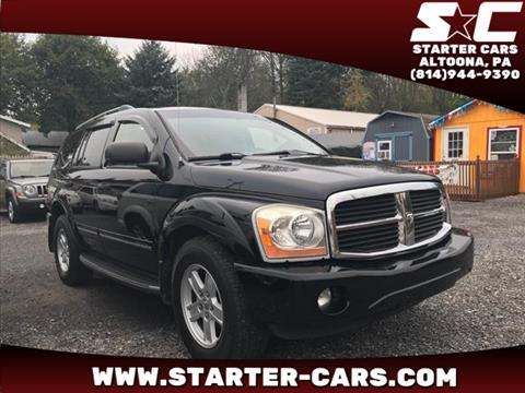 2006 Dodge Durango for sale in Altoona, PA