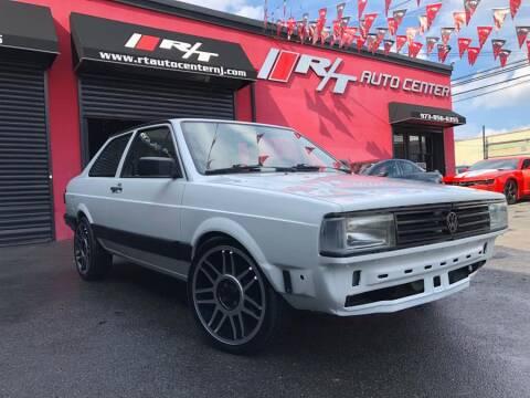 1988 Volkswagen Fox