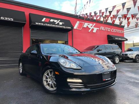 2011 Porsche Panamera for sale in Newark, NJ