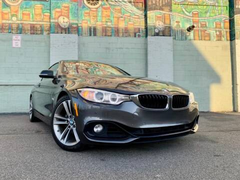 2014 BMW 4 Series 428i for sale at R/T AUTO CENTER LLC in Newark NJ