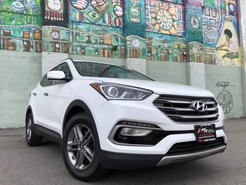 2017 Hyundai Santa Fe Sport 2.4L for sale at R/T AUTO CENTER LLC in Newark NJ