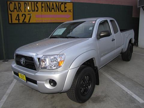 2011 Toyota Tacoma for sale in Harbor City, CA