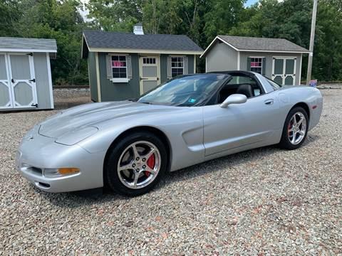 2003 Chevrolet Corvette for sale in Bentleyville, PA