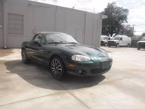 2001 Mazda MX-5 Miata for sale in Arlington, TX