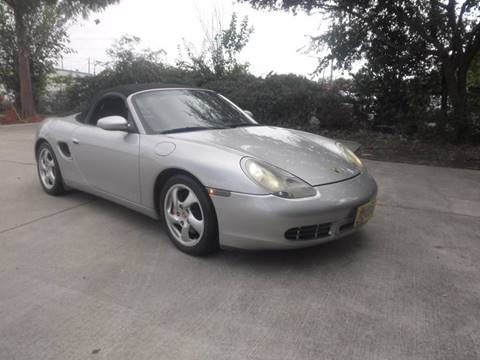 2001 Porsche Boxster for sale in Arlington, TX