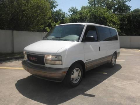 2000 GMC Safari for sale in Arlington, TX
