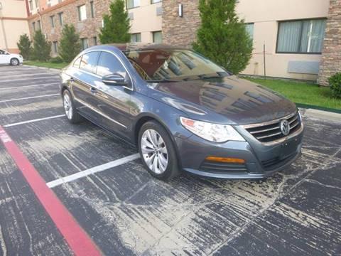 2012 Volkswagen CC for sale in Arlington, TX