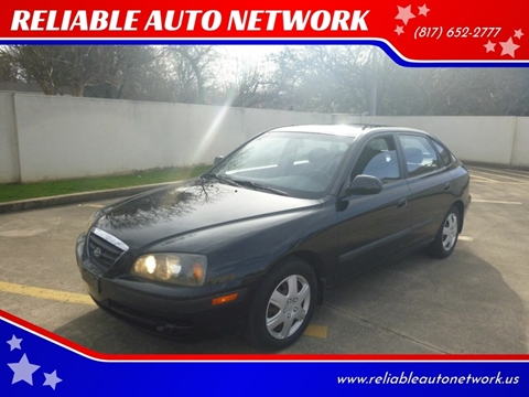 2005 Hyundai Elantra for sale in Arlington, TX