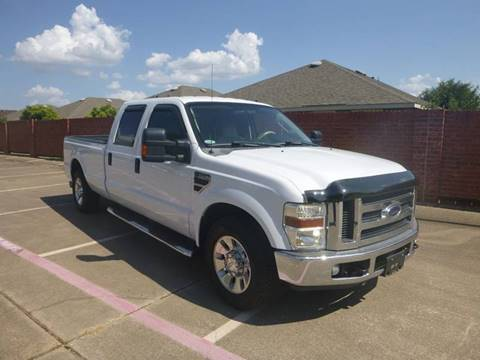 2008 Ford F-350 Super Duty for sale in Arlington, TX