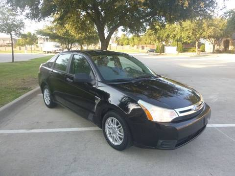 2008 Ford Focus for sale in Arlington, TX