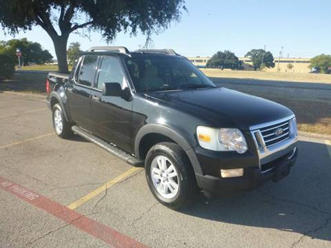 2008 Ford Explorer Sport Trac for sale in Arlington, TX
