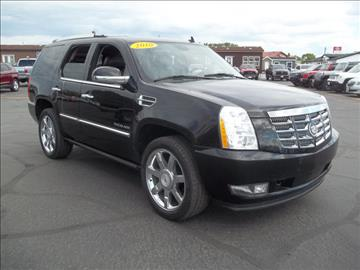 2010 Cadillac Escalade for sale at 20TH CENTURY FORD DODGE in Blackfoot ID