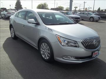 2016 Buick LaCrosse for sale at 20TH CENTURY FORD DODGE in Blackfoot ID