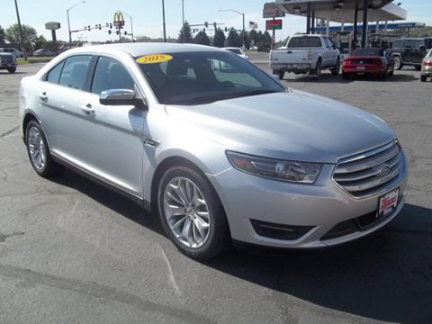 2015 Ford Taurus for sale in Blackfoot, ID