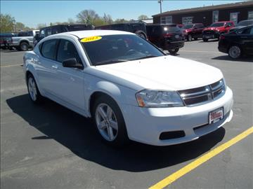 2013 Dodge Avenger for sale at 20TH CENTURY FORD DODGE in Blackfoot ID