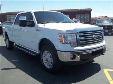 2014 Ford F-150 for sale at 20TH CENTURY FORD DODGE in Blackfoot ID