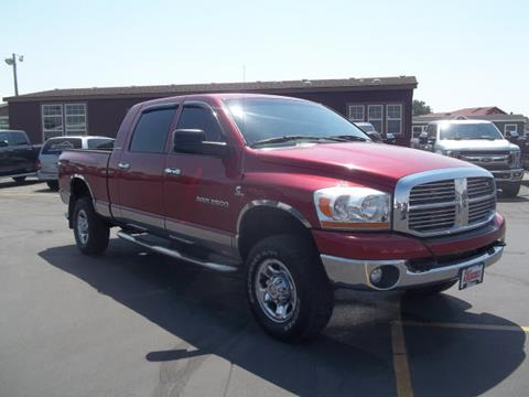 2006 Dodge Ram Pickup 2500 for sale in Blackfoot ID