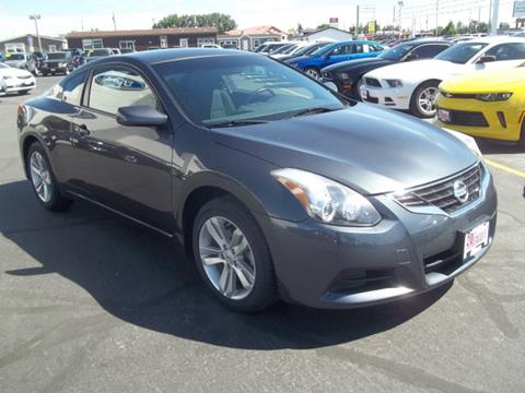 2012 Nissan Altima for sale in Blackfoot, ID