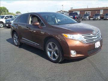 2012 Toyota Venza for sale at 20TH CENTURY FORD DODGE in Blackfoot ID
