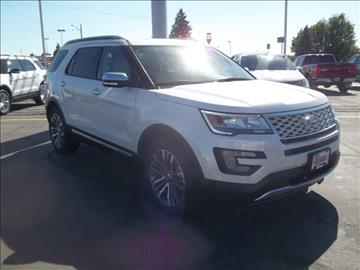 2017 Ford Explorer for sale at 20TH CENTURY FORD DODGE in Blackfoot ID