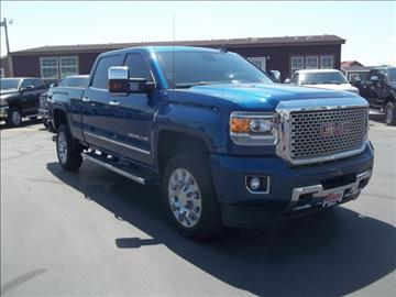 2015 GMC Sierra 2500HD for sale at 20TH CENTURY FORD DODGE in Blackfoot ID
