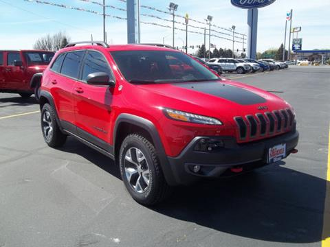2017 Jeep Cherokee for sale in Blackfoot, ID