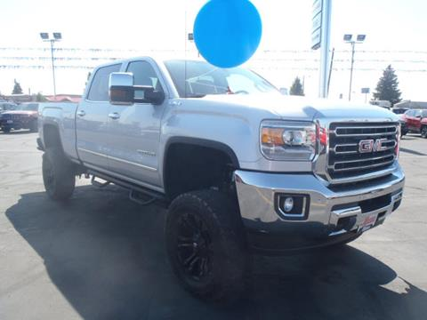 2016 GMC Sierra 2500HD for sale in Blackfoot ID