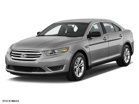 2017 Ford Taurus for sale in Blackfoot ID
