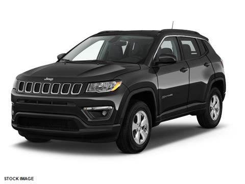 2018 Jeep Compass for sale in Blackfoot ID