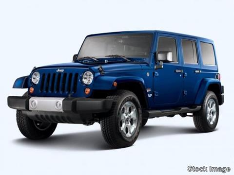 2017 Jeep Wrangler Unlimited for sale at 20TH CENTURY FORD DODGE in Blackfoot ID