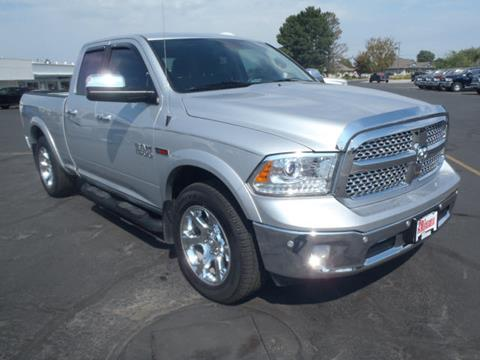 2015 RAM Ram Pickup 1500 for sale at 20TH CENTURY FORD DODGE in Blackfoot ID