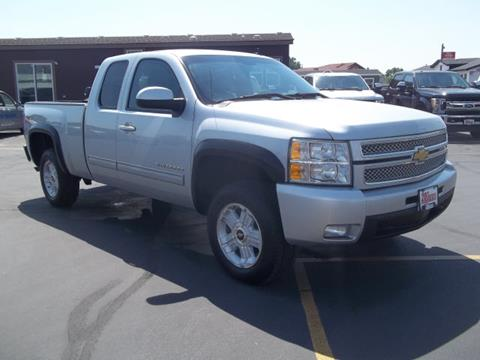 2013 Chevrolet Silverado 1500 for sale at 20TH CENTURY FORD DODGE in Blackfoot ID