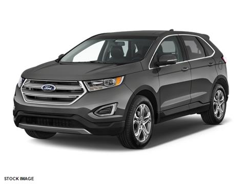 2017 Ford Edge for sale at 20TH CENTURY FORD DODGE in Blackfoot ID
