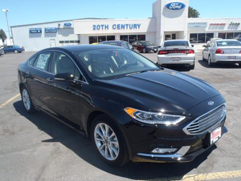 2017 Ford Fusion for sale in Blackfoot, ID