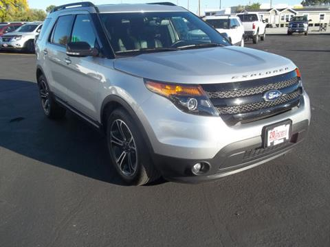 2015 Ford Explorer for sale in Blackfoot, ID