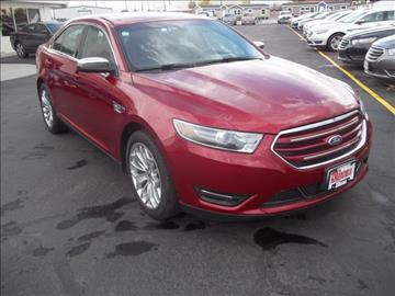 2015 Ford Taurus for sale at 20TH CENTURY FORD DODGE in Blackfoot ID