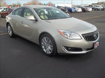 2015 Buick Regal for sale at 20TH CENTURY FORD DODGE in Blackfoot ID