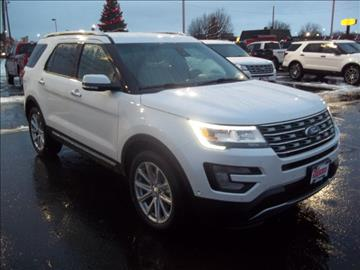2017 Ford Explorer for sale in Blackfoot, ID