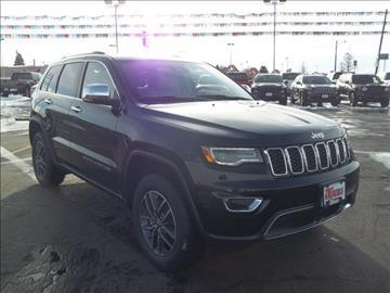 2017 Jeep Grand Cherokee for sale in Blackfoot, ID