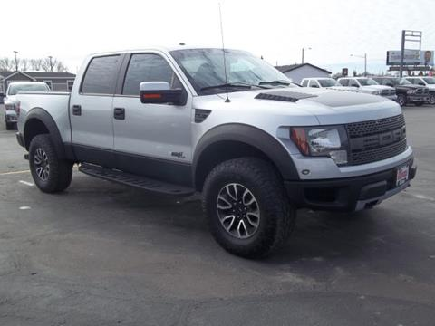 2011 Ford F-150 for sale in Blackfoot, ID