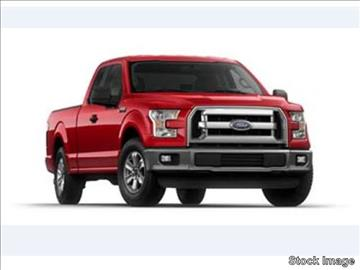 2017 Ford F-150 for sale at 20TH CENTURY FORD DODGE in Blackfoot ID